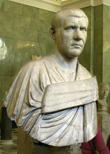 Felipe de Arabia. Emperador romano