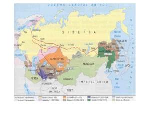 Imperio ruso antes de la revolución