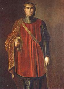 JAIME II el Justo, rey de Aragón