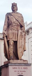 Sancho VII el Fuerte (Tudela)