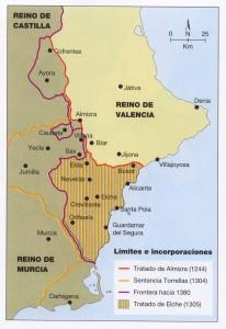 Valencia en 1380